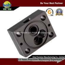 CNC сверля и Филируя алюминия подвергая механической обработке