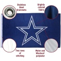 neue Produkte individuell bedruckte Polyester Dallas Cowboys Flagge