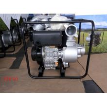 4 pulgadas de una sola etapa de arranque centrífugo de arranque bomba de agua diesel para el uso de la irrigación