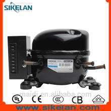 QDZH35G cooling units car 12v with battery power R134a dc 12v 24v compressor