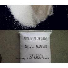 (Nh4cl) 99,5% Минимальное удобрение для хлористого аммония CAS № 12125-02-9