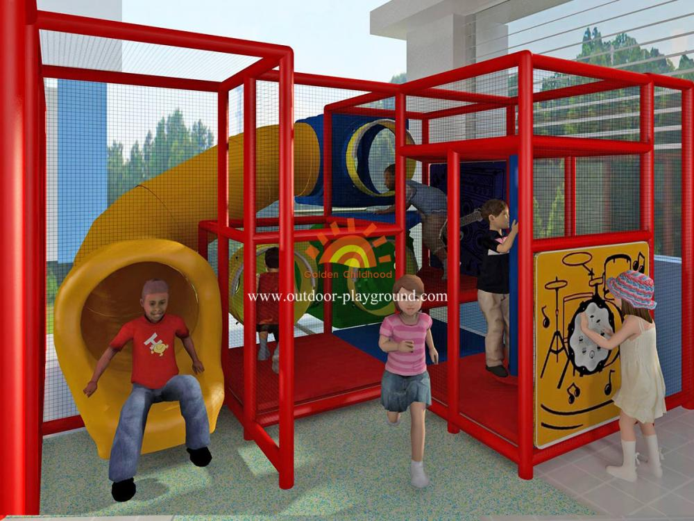 Kid Amusement Outdoor Play Playground For Sale
