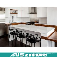 Meubles d'armoires de cuisine de style de l'Europe avec la longue table (AIS-K339)
