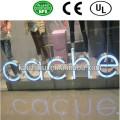 Herstellung von qualitativ hochwertigen Acryl LED-Buchstaben Werbeschilder