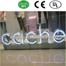LED carta de canal / señales de publicidad al aire libre