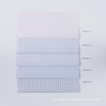 STOCK Tejido a cuadros Tejido de microfibra Humedad ventilar
