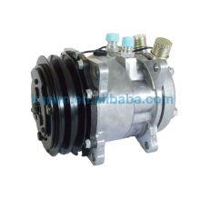 Sistema de ar condicionado Auto Car Sanden AC compressor para carro universal