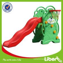 Indoor plastic Slides for Children LE-HT003