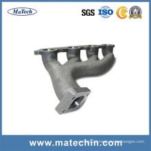 High Precision Turbo Exhaust Manifold Iron Casting