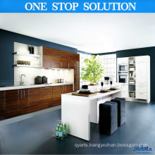 Hotsale High Gloss White Island Kitchen Cabinets