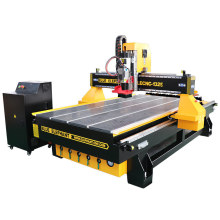 CNC 3 Axis Router Woodworking Tool Changer Function Furniture Making Machine 1325