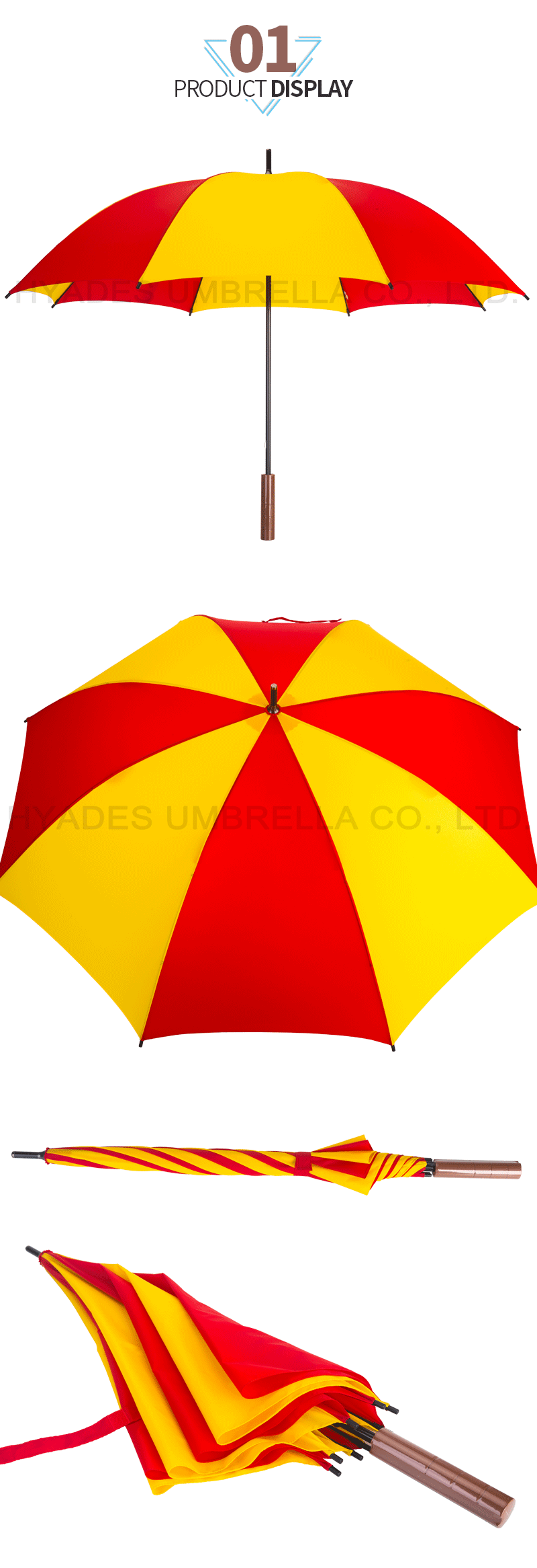 Private Label umbrella