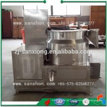 Máquina de Desidratação Centífuga Contínua Contínua / Máquina de Desidratação Vegetal