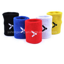 Wholesale Cotton Terry Sports Wristband/Headband
