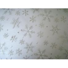 Glitter Organza Fabric