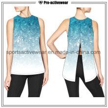 OEM Service Sexy Yoga Shirt Gym Vest Wholesale Women Tank Tops