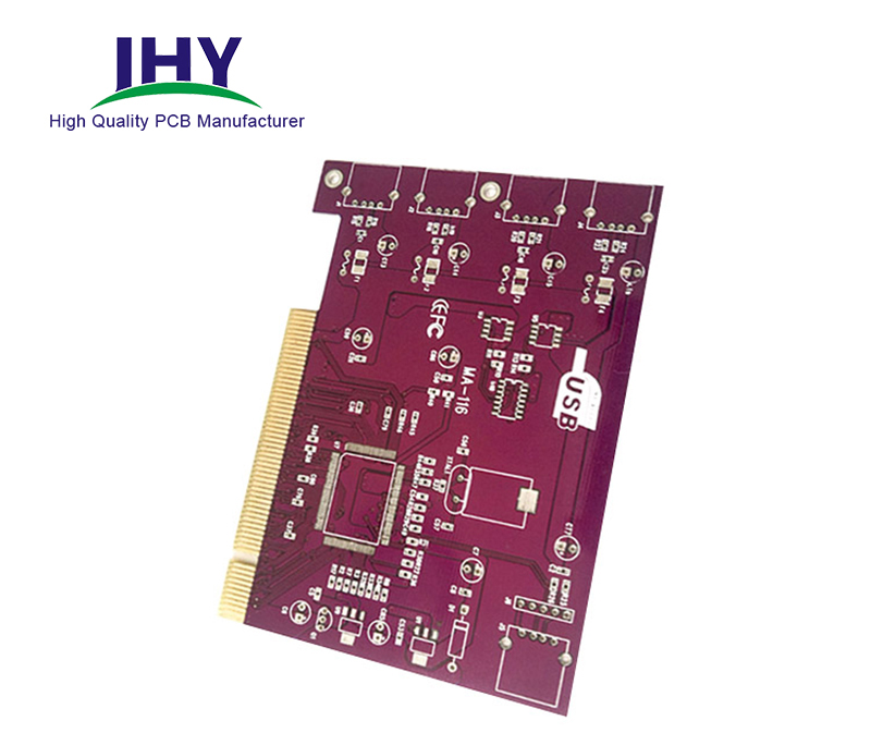 Electronics Multilayers Gold Finger PCB Board Manufacturing