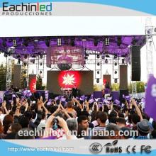 P8-Video-Bildschirm p8 Outdoor-Ultra-Slim-LED-Bildschirm kleine Outdoor-Vermietung LED-Bildschirm