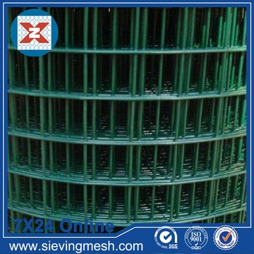 Wire Mesh Welded Coated Plastik