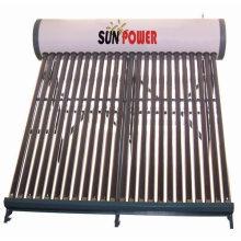Chauffe-eau solaire intégré non pressurisé (SP-470-58 / 1800-24-R)