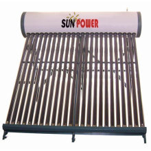 Integrated Non Pressure Solar Water Heater (SP-470-58/1800-24-R)
