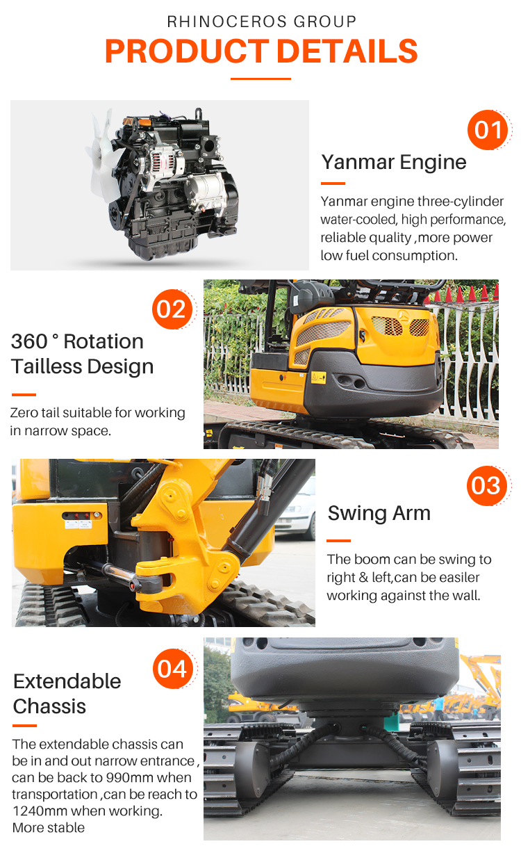 Mini Digger Lease Deals