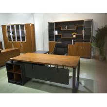 Nuevo conjunto de escritorio ejecutivo de diseño MFC Office (FOH-R1818)