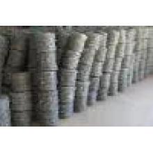 Yaqi fábrica especializada de producción de alambre de púas para América del Sur