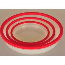 Promocional y maravilloso diseñado BPA libre de silicona mejor almuerzo para niños