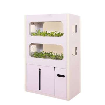 Skyplant Hydroponics System Vertical growing system for home