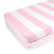 Luvable cabido lençol folha de cama patchwork projeta tamanho do bebê à prova d 'água lençol