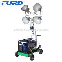 Дешевый дизельный генератор на 6 кВт привел легкую башню (FZM-1000B)