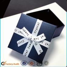 Elegant Luxury Earrings Packaging Paper Box