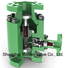 Medium Pessure Pump Protection Valve (YCAL)