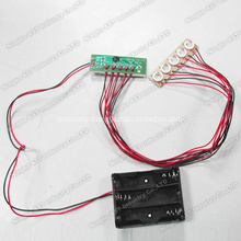 LED Module for Pop Display,5mm white chasing pop led module light