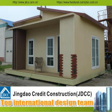 Construction économique et rapide de petites maisons préfabriquées