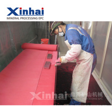 Xinhai Abrasion Resistance Elasticity Industrial Rubber Products Group Introduction