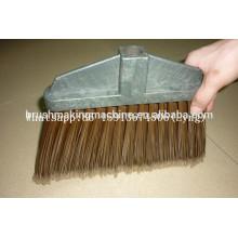 máquina da escova de limpeza / vassoura que faz a máquina / máquina de acolchoamento da vassoura