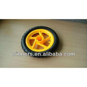 roda plástica da espuma de EVA da roda para a bicicleta das crianças