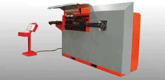 Automatic Stirrup Bending Machine (5)