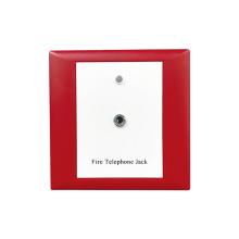 Адресная розетка для пожарного телефона