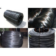 BWG19 1.0MM Pembinaan MS Black Annealed Wire