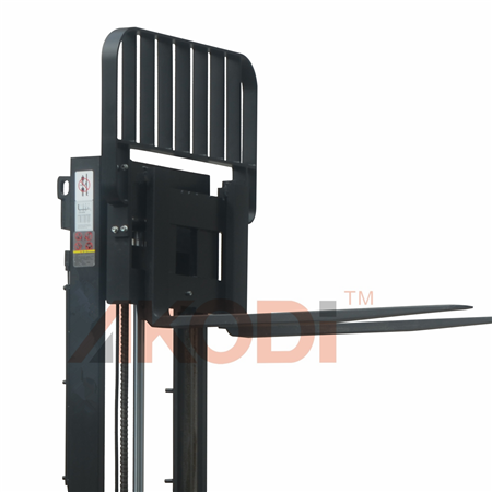 Pedestrian Electric Reach Stacker