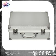 Fabricante que vende o caso portátil da composição do alumínio, ferramentas do tatuagem que levam o caso cosmético