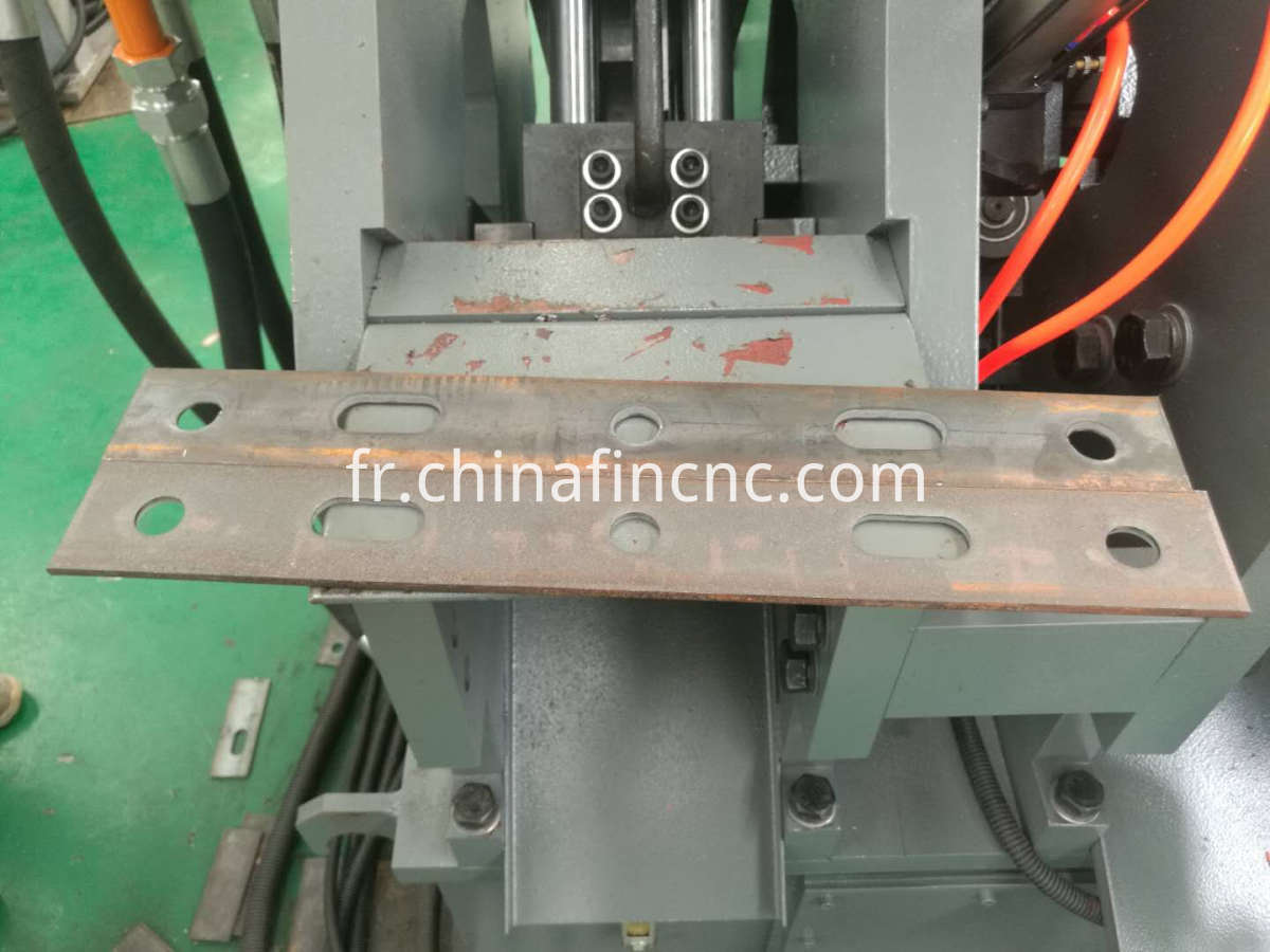Multi-Function Flat Steel Punching Machine