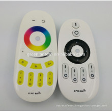 2.4G RF Touch RGB LED Controller Led Dimmer Temperature LED Controller