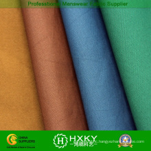 Polyester Spandex T400 Fabric for Men′s Jackets and Trench Coat