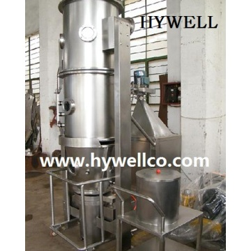 Serbuk Susu Fluidized Granulating Machine
