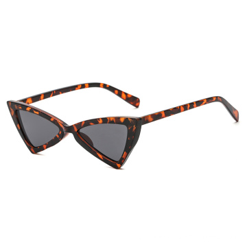 Gafas de sol de ojo de gato concha de tortuga blanca negra sexy vintage para mujeres Gafas de sol Mujeres