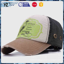 New and hot different types stone washed baseball cap in many style